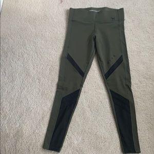 VS olive green  leggings